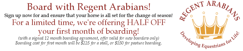 Fall Boarding Promotion